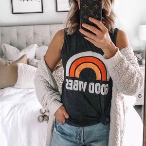 Graphic tank - NWT